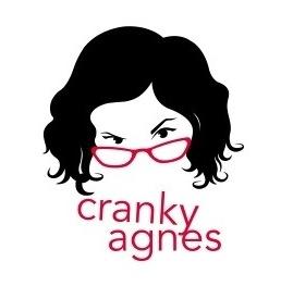 Cranky Agnes 2 Color Logo