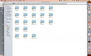 Pix Folders