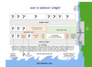 Monday Street Map 2