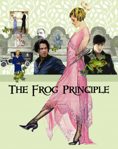The Frog Principle Collage