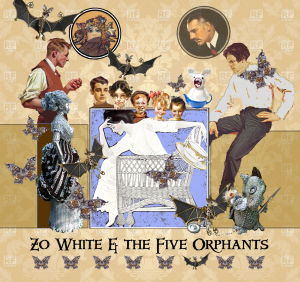 Zo White & the Five Orphants Dr 2