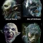 Orc Types